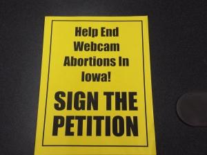 Webcam Petition sign2