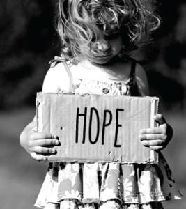 Hope Adoption girl