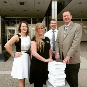 Grassley petition delivery